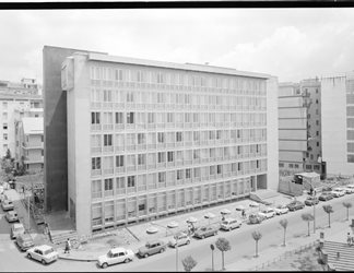 Edificio della sede Enel di Catanzaro