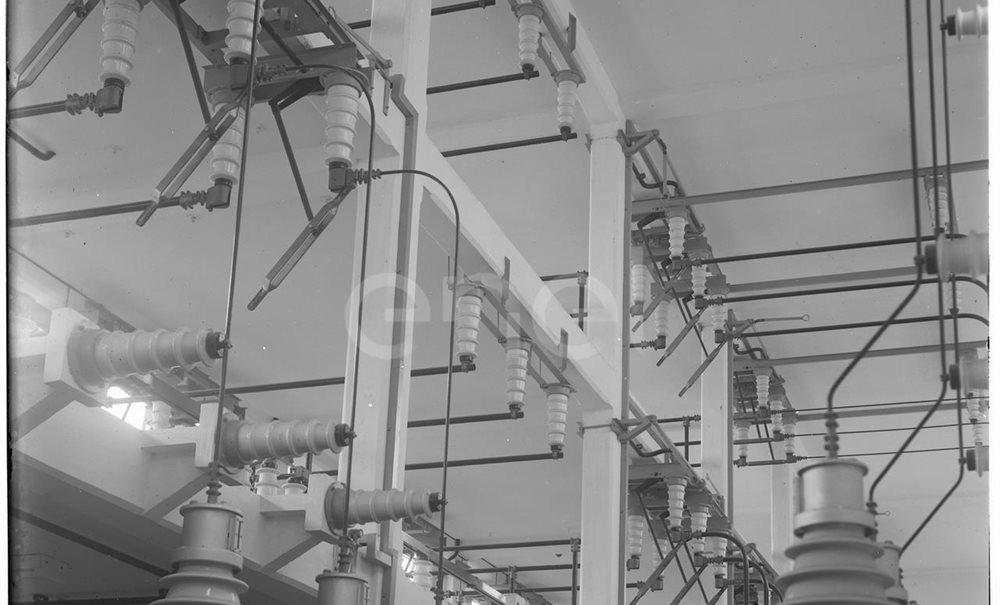 Sala apparecchiature 60 kV