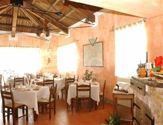 Punto vendita e ristoro a Campolieto
