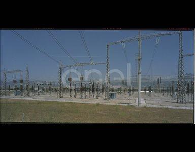 Stazione elettrica di trasformazione da 380 KW