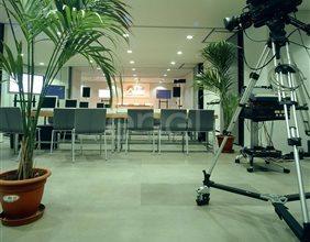 """Sala """"unificata"""" per conferenze stampa"""