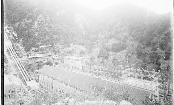 Centrale di Timpagrande