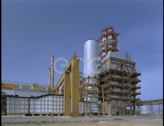 Impianto del turbogas