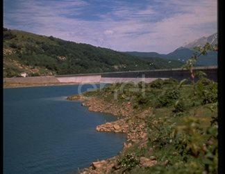 Diga e lago