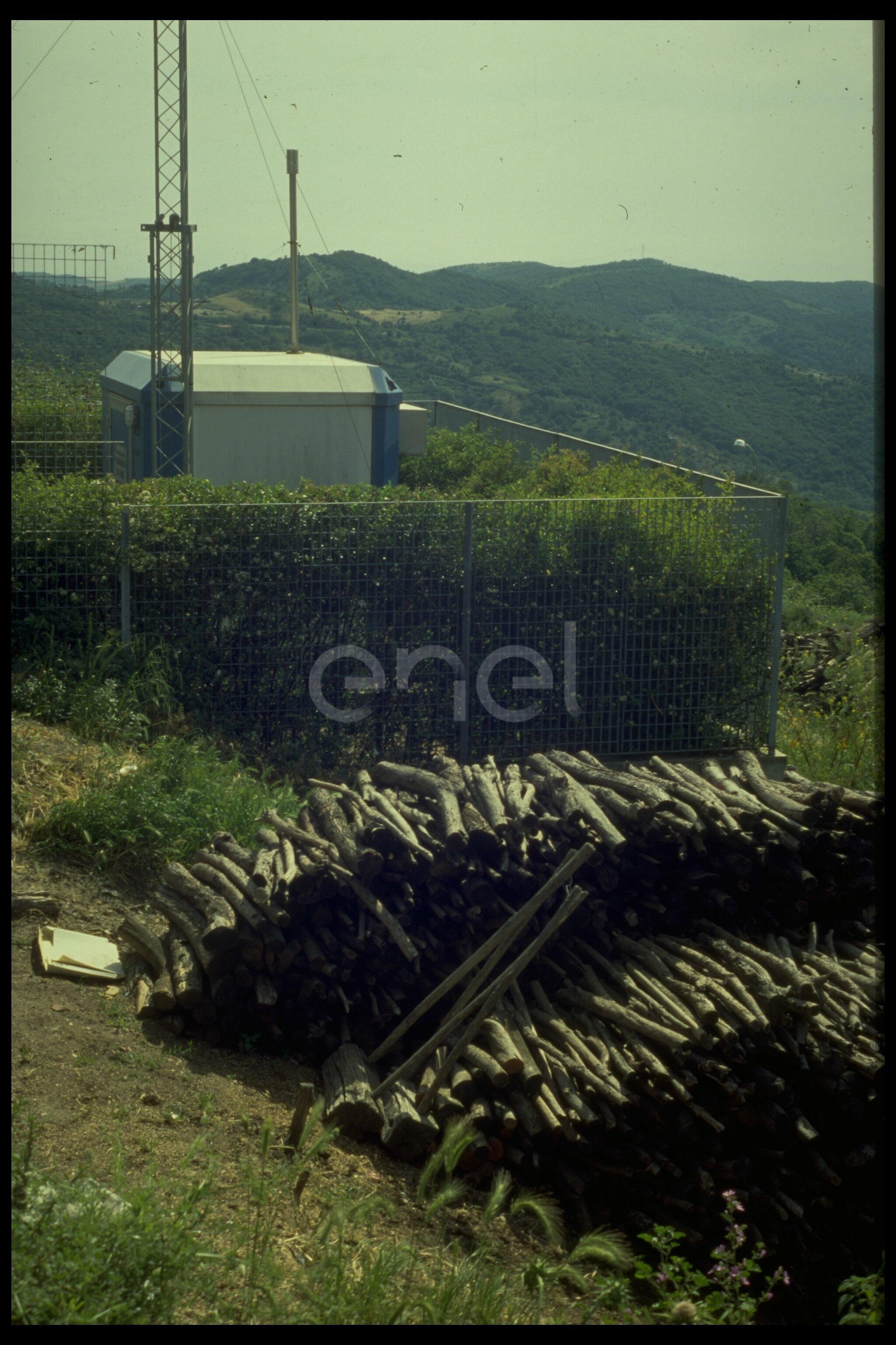 Monitoraggio ambientale nelle aree limitrofe alla centrale
