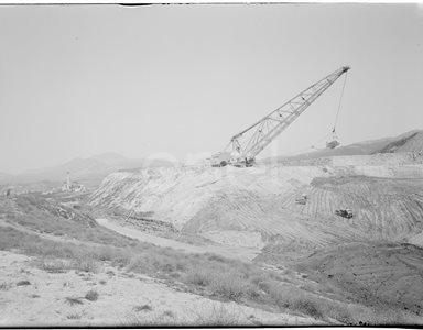 Escavatore e ruspe