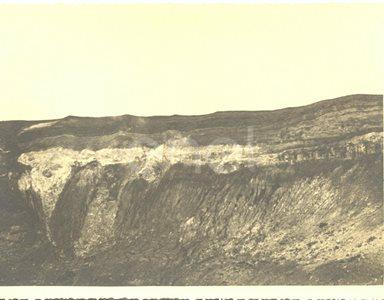 Isola di Vulcano. Visita del Principe P.Ginori Conti e collaboratori. 1937.
