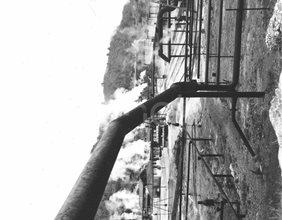 Panorami Fabbriche-Serrazzano. 1895, 1930-1937