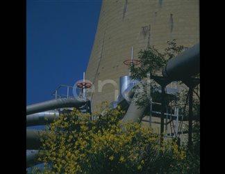 Vapordotti e torre di raffreddamento