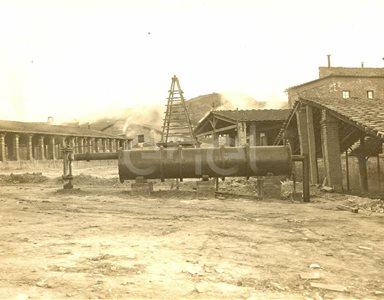 Settore chimico. Iniettori. Pressatori. Divisori. Refrigeranti in legno. 1909/1931
