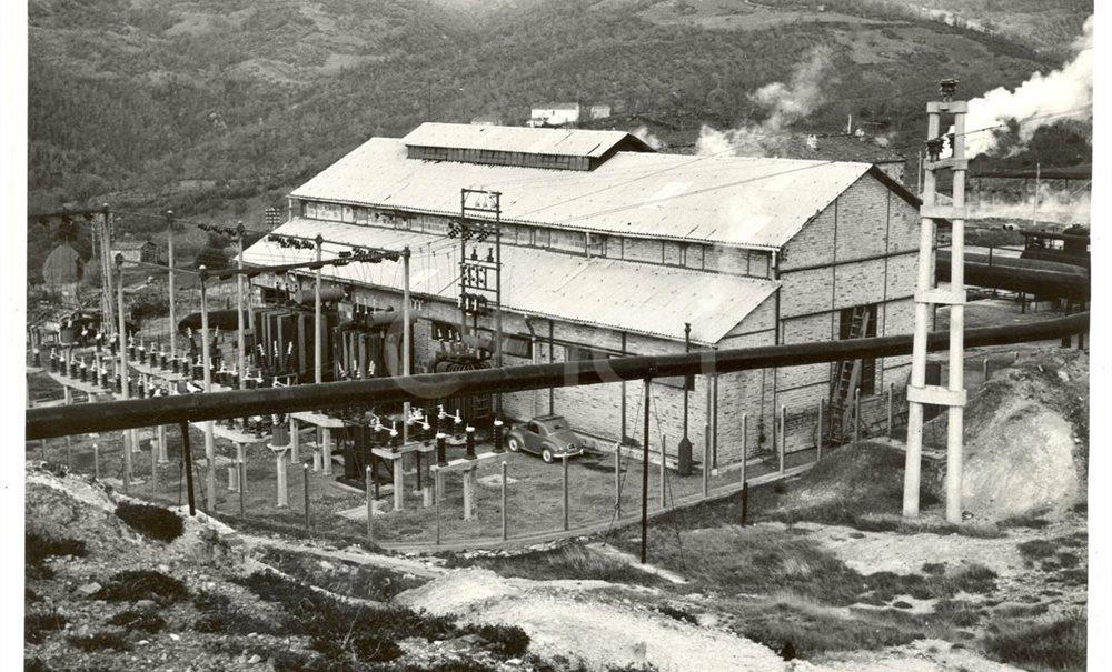 Centrale di Sasso Pisano