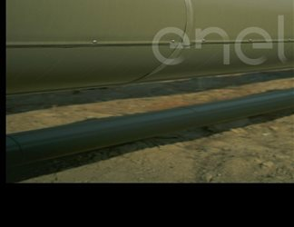 Tubazione per il convoglio fluidi