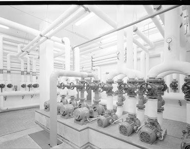 Sistema di ventilazione degli uffici