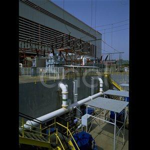 Sistema di tubazioni per la presa delle acque