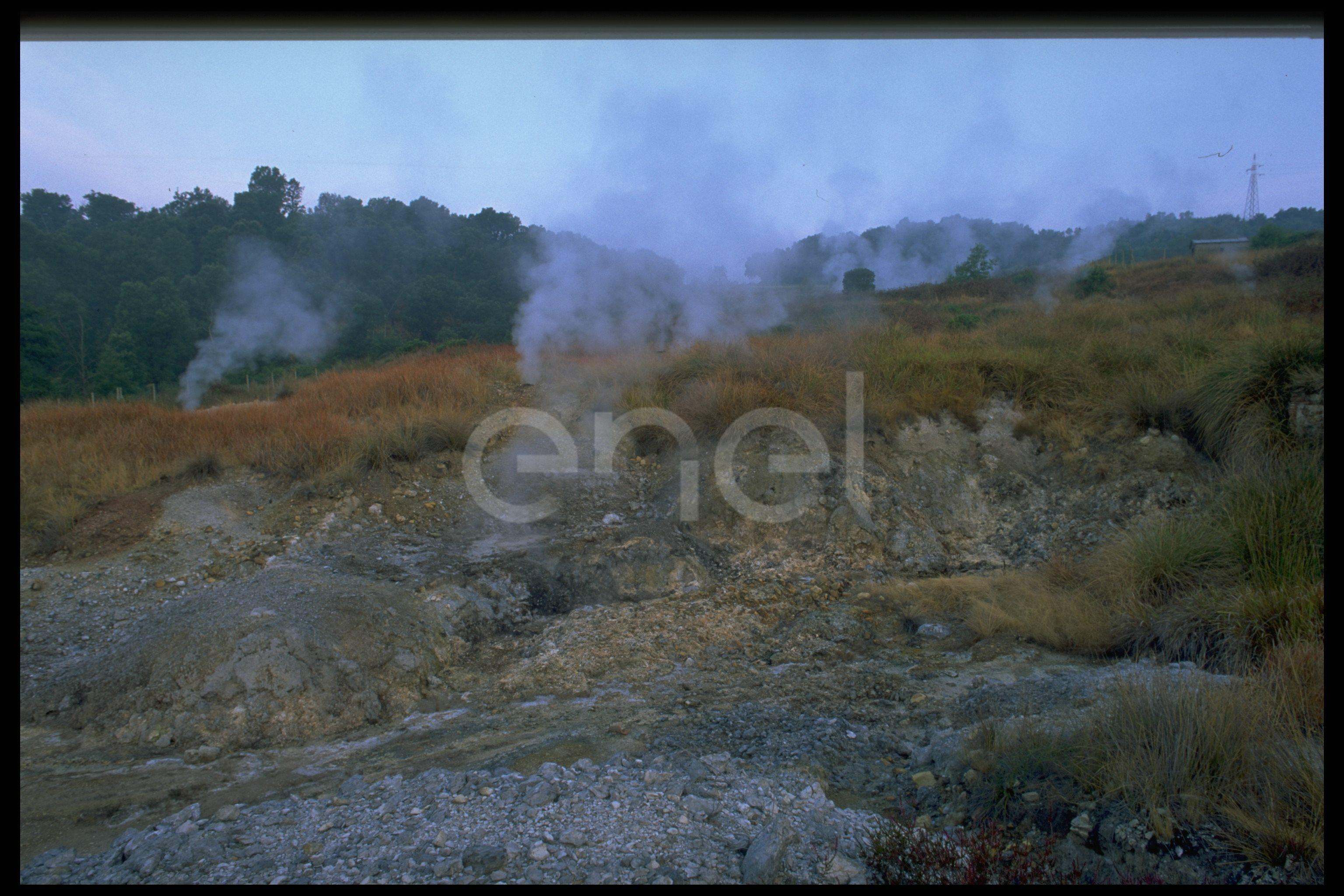Manifestazioni geotermiche