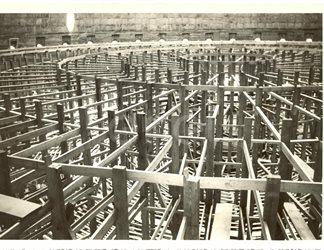 Larderello centrale N° 2 e cabina di trasformazione FF.SS. 1935/1938