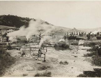 Panorami Fabbriche - Lago. 1915, 1936-1937.