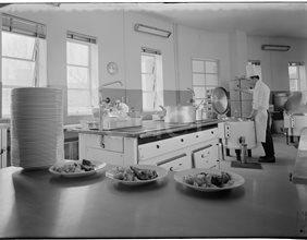 Cucine e cuoco