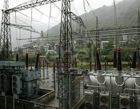Stazione elettrica di trasformazione: Trasformatore trifase