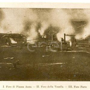 Settore chimico. Impianti di evaporazione. 1890/1954