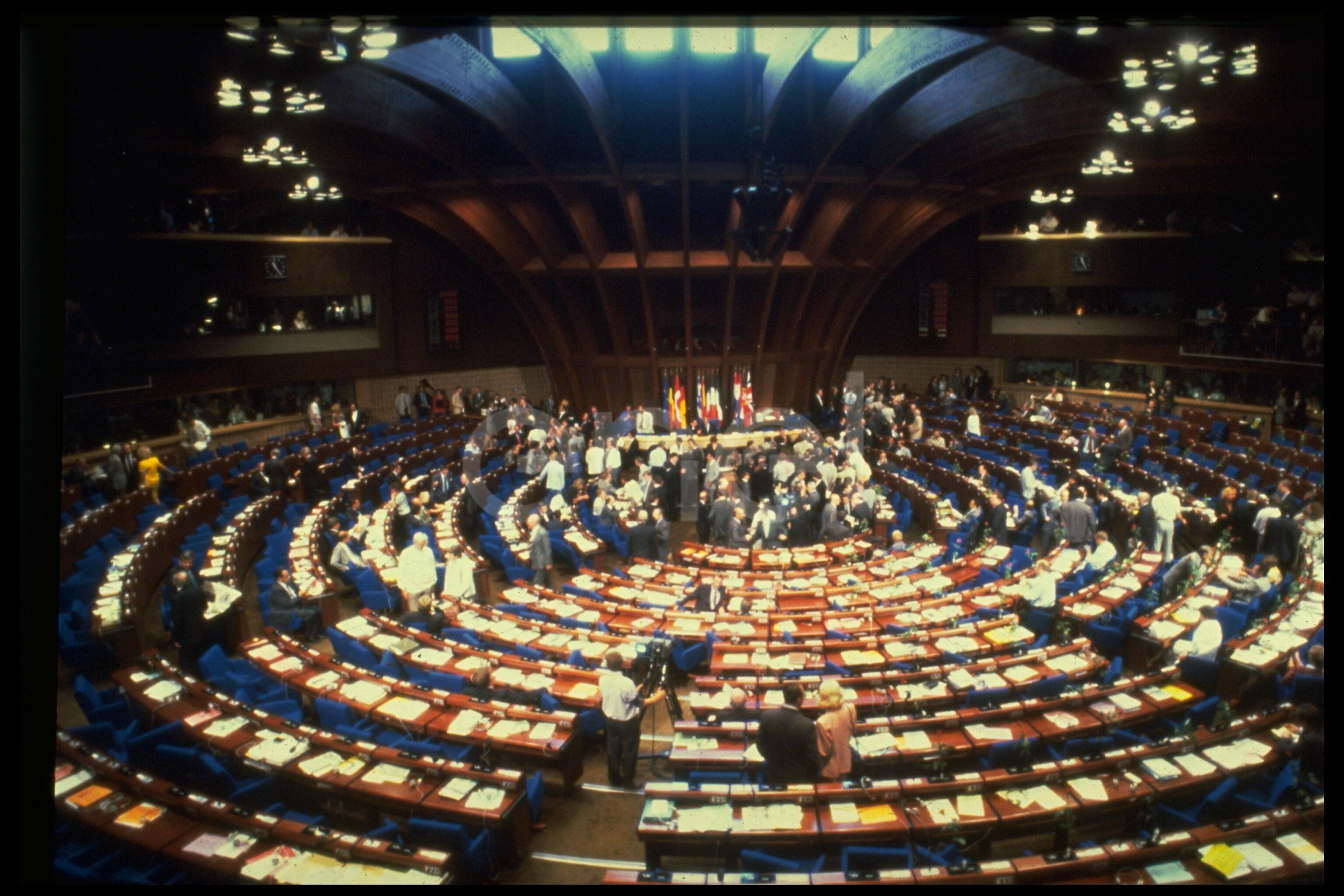 Parlamento Europeo di Strasburgo