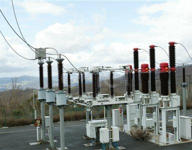 Stazione elettrica di trasformazione della Centrale A