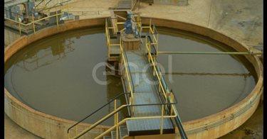 Impianto trattamento acque reflue