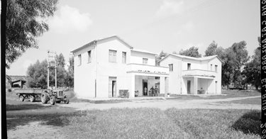 Elettrificazione rurale nella zona di Catanzaro