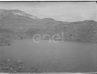 Serbatoio e diga di Montagna Spaccata
