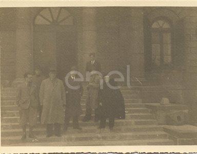 Vesuvio. Gita di studio del Principe P.Ginori Conti e collaboratori. 1937