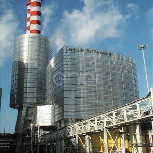 Nuova sezione a Gas della centrale di Priolo Gargallo