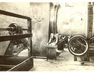 Settore chimico. Reparto raffinerie acido borico. 1915/1930/1937