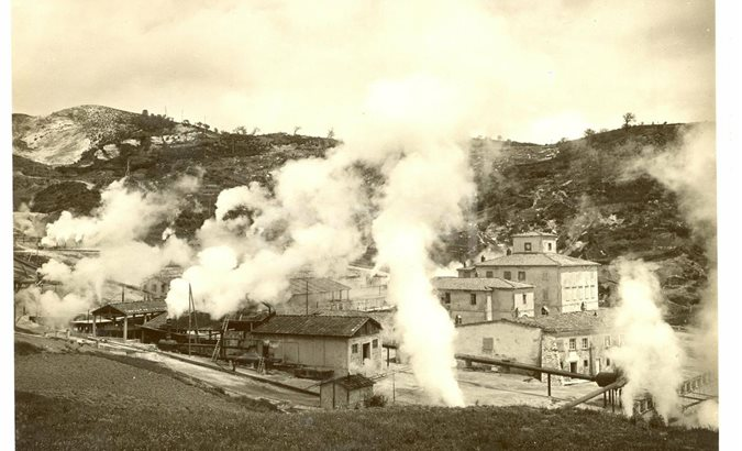 Fabbriche. Monterotondo. 1916-1936.