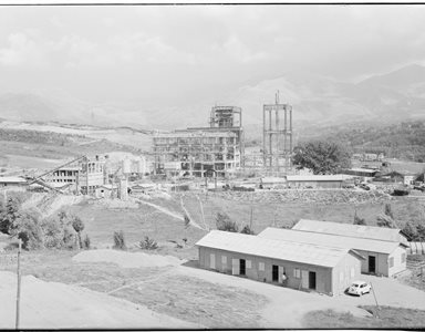 Centrale in costruzione